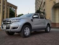 Bán Ford Ranger XLT 2.2L 4x4 MT sản xuất 2015, màu bạc, nhập khẩu nguyên chiếc,