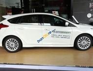Bán Ford Focus sản xuất 2017, màu trắng, giá tốt