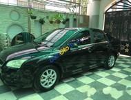 Bán xe Ford Focus đời 2007, màu đen