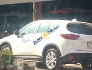 Bán Mazda CX 5 2015, màu trắng số tự động, giá chỉ 790 triệu