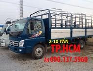TP. HCM Thaco OLLIN 500B Mẫu mới, màu trắng, thùng mui bạt tôn lạnh