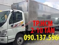 TP. HCM Thaco OLLIN 700B phiên bản mới mui bạt tôn lạnh, màu trắng giá cạnh tranh