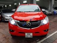 Bán Mazda BT 50 MT 4WD sản xuất 2016, màu đỏ, nhập khẩu Thái