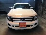Bán xe Ford Ranger đời 2014,chạy 4,7 vạn,xe nhập khẩu nguyên chiếc từ thái lan,số tự động,1 cầu XLS