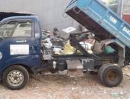 Hải phòng bán xe ben Kia Hàn Quốc 1 tấn 2004 có điều hoà, giá rẻ