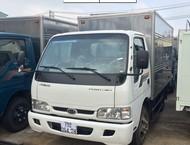 TP.HCM bán xe tải Kia K165 tải 2 tấn 4 lưu thông thành phố giá ưu đãi. Bán xe tảI Kia K3000 trả góp 80%