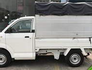 Suzuki Bắc Ninh, bán xe tải Suzuki 7 tạ, thùng bạt, thùng kín, trả góp 0888141655