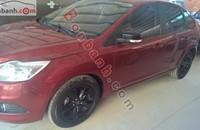 Bán xe Ford Focus 1.8L AT đời 2012, màu đỏ, xe đẹp giá 495 triệu tại Tp.HCM