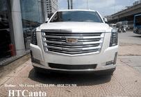Cần bán xe Cadillac Escarade Platium đời 2017, màu trắng giá 6 tỷ 600 tr tại Hà Nội
