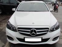 Bán ô tô Mercedes E250 đời 2014, màu trắng, số tự động