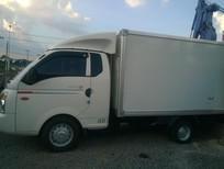 Xe tải huyndai Proter II 1 tấn đông lạnh cũ đời 2012 màu trắng nhập khẩu nguyên chiếc