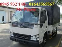 Xe Isuzu QKR 1.4 tấn, Isuzu 1T4 thùng mui kín inox, xe tải Isuzu 1T4 nhập khẩu