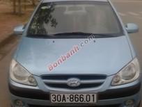 Bán ô tô Hyundai Getz đời 2002, màu xanh ngọc, nhập khẩu nguyên chiếc