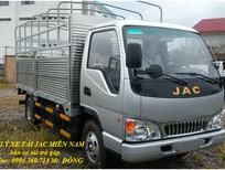 Bán xe tải Jac 2t4 trả góp, HFC1047K 2.4 tấn giá tốt