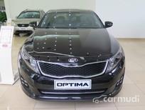 Xe Kia Optima 2015 mới màu đen, nhập khẩu trực tiếp từ Korea đang được bán
