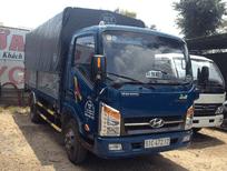 xe VEAM 2.5 tấn, xe tải VEAM VT250 máy HYUNDAI, xe VEAM 2.5 tấn thùng mui bạt, xe VEAM VT250 2.5T