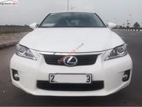 Bán xe Lexus CT 200H 2013, màu trắng, nhập khẩu đã đi 18000 km