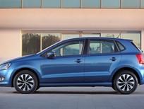 Bán ô tô Volkswagen Polo E đời 2016, màu xanh lam, nhập khẩu chính hãng