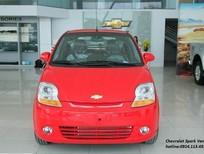 Bán Chevrolet Spark Van, hỗ trợ trả góp, lãi suất ưu đãi