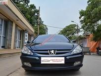 Cần bán Peugeot 607 2.0 MT đời 2002, màu xanh lam, nhập khẩu nguyên chiếc số sàn