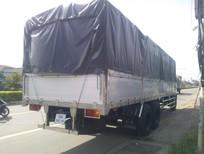 Giá xe tải Hino 3 chân thùng dài 9.2m, xe tải Hino 3 chân 16 tấn thùng dài FL8JTSL trả góp