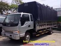 Bán xe tải Jac 6.4 tấn trả góp giá tốt nhất