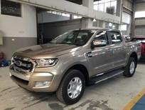 Bán ô tô Ford Ranger XLT 4x4 MT năm 2017, nhập khẩu chính hãng giá cạnh tranh
