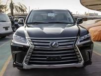 Bán Lexus LX570 đen 2016 xe xuất Mỹ bản full option, màu đen, vàng cát,nội thất kem, xe nhập nguyên chiếc