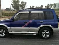 Chính chủ bán chiếc Suzuki Vitara, màu xanh tím, đời 2005