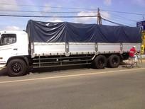 Bán xe tải Hino 3 chân 15 tấn, 16 tấn giá rẻ nhất, mới nhất