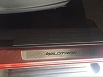 Xe Ford Ranger Wildtrack 2013, màu bạc