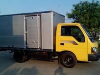 Bán xe Kia K 190 tải trọng 1.9 tấn thùng kín, giá tốt nhất