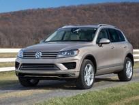 Bán Volkswagen Touareg E đời 2016, màu kem (be), nhập khẩu nguyên chiếc