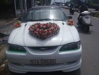 Ford Mustang sản xuất 1995, màu trắng, nhập khẩu chính hãng, chính chủ