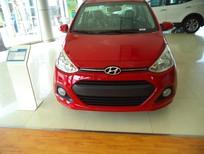 Bán Hyundai i10 1.0 MT đời 2015, màu đỏ, nhập khẩu