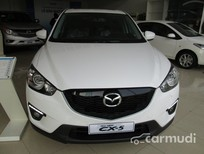 Bán xe Mazda CX 5 2Wd 2015, màu trắng, giá tốt