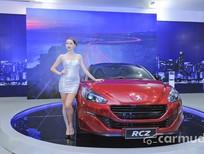 Bán ô tô Peugeot RCZ 1.6L Turbo đời 2015, màu đỏ, xe nhập