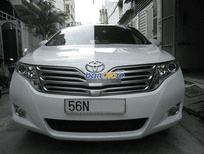 Cá nhân bán Toyota Venza 2.7L đời cuối 2010, ngoại thất màu trắng tinh và nội thất da màu kem sáng