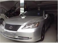 Cần bán gấp Lexus ES 350 đời 2010, màu bạc, xe nhập