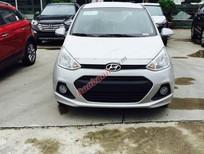 Cần bán xe Hyundai i10 1.0MT đời 2015, màu bạc, xe nhập, giá 402 triệu