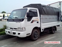 Cần bán xe tải Thaco Kia mới 100%, tải trọng từ 990kg đến 2,4 tấn.
