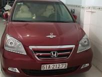 Cần bán Honda Odessey Touring 2005, màu đỏ, nhập khẩu chính hãng