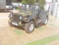 Xe Jeep Grand Cheroke sản xuất 1981, màu xanh lục còn mới giá cạnh tranh