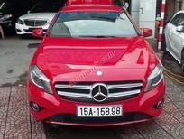 Bán Mercedes A200 đời 2014, màu đỏ, nhập khẩu chính hãng