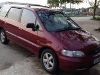 Cần bán xe Honda Odessey đời 1996, màu đỏ, nhập khẩu nguyên chiếc