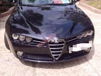 Bán ô tô Alfa Romeo 159 JTS 2010, màu đen, nhập khẩu còn mới