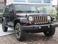 Bán ô tô Jeep Wrangler Dragon Edition đời 2015, màu đen, nhập khẩu