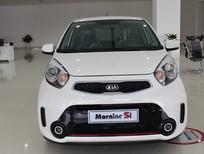 Bán xe Kia Morning SI đời 2016, màu trắng, giá rẻ nhất Tây Ninh