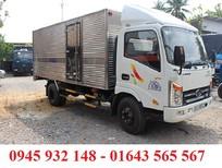 xe tải 3.5T, xe VEAM VT350 3.5 tấn, xe tải VEAM 3.5 tấn máy HYUNDAI