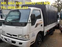 Xe tải Kia Trường Hải K165, tải trọng 1T65, 2T3, 2T4. Hỗ trợ vay ngân hàng lãi suất thấp nhất, thủ tục nhanh